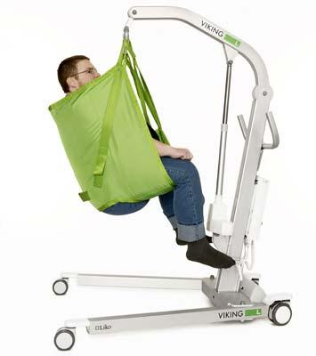 Dźwig dla inwalidy