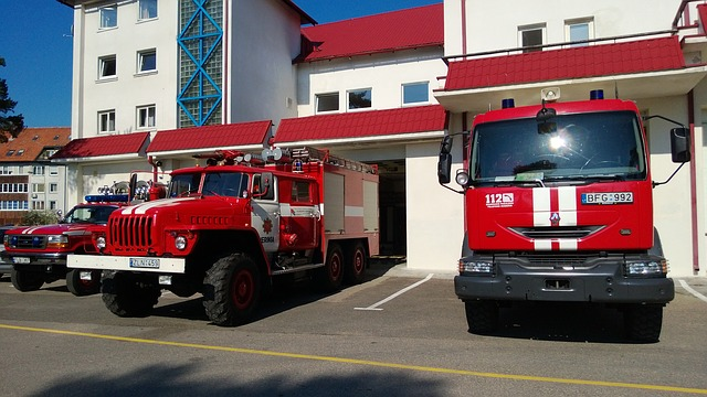 zabezpieczenia ogniochronne
