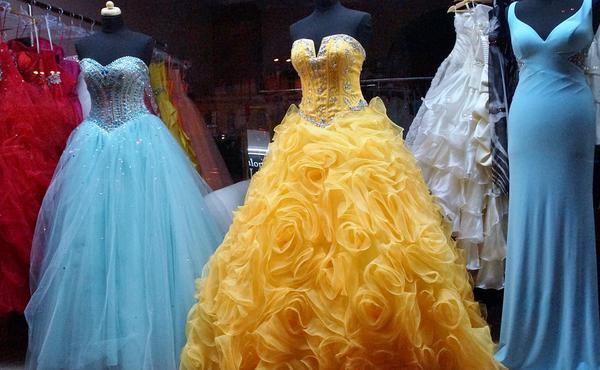 suknie balowe długie
