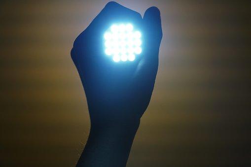 oświetlenie zewnętrzne domu led