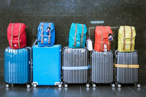 lekka walizka kabinowa